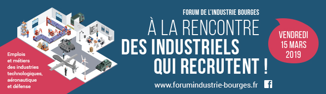forum industrie bourges 2019